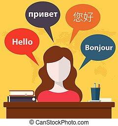 Synchronic translation services and international court...