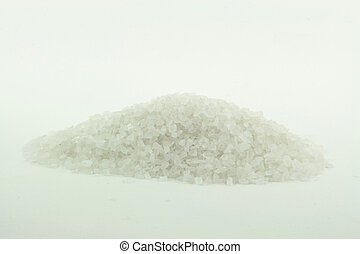 Pile of Rock Crashed Salt. - Picture of Pile from Rock...