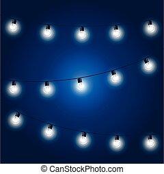 Christmas Lights - light bulbs