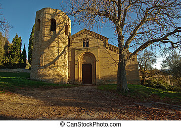 Pieve of Corsignano - This building dates from the X century...