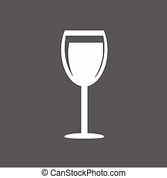 The wineglass icon