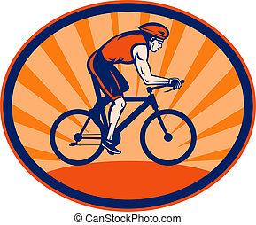 triatlón, Atleta, equitación, ciclismo,...
