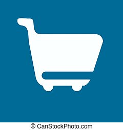 Icon of Shopping Trolley.