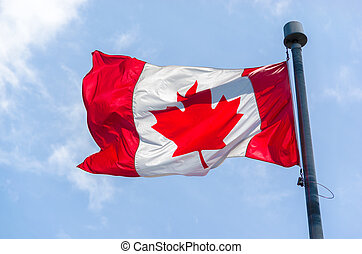 Fahne, kanadier
