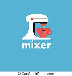 Mixer graphic symbol
