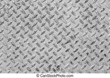 Metal plate background. - Metal plate abstract background in...