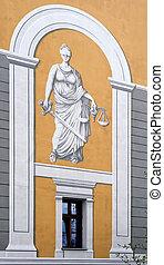 law symbol