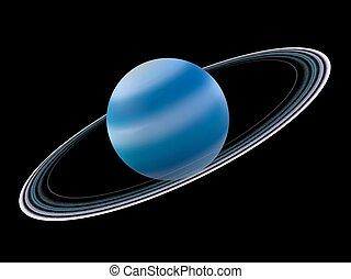 Uranus - Image of Uranus.