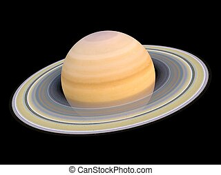 Saturn - Image of Saturn