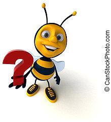 楽しみ, 蜂