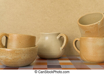 ceramic clay pottery