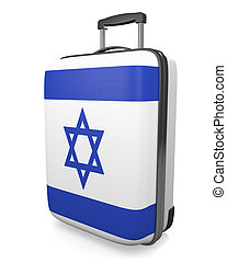 Israel vacation suitcase - Israel vacation destination...