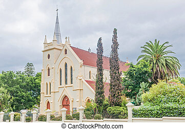 St, Joseph's, Roman, Catholic, Church, in, Uitenhage