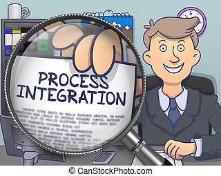 Process Integration through Lens Doodle Style - Process...