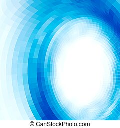 vector abstract vortex - abstract vortex, vector op art,...