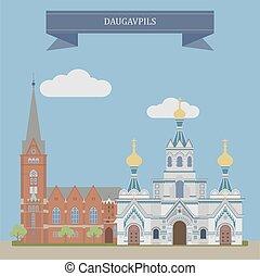 Daugavpils, Latvia - Daugavpils, city in southeastern Latvia