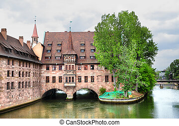 Hospice of the Holy Spirit in Nuremberg -...