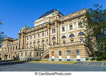 The Hessisches Staatstheater Wiesbaden is the State Theatre...