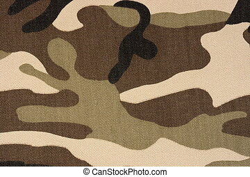 brown woodland camo background