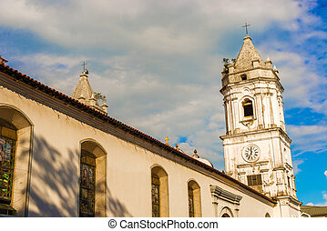 Cathedral in Panama city - Panama City Metropolitan...