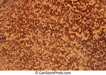 rusted iron background or texture