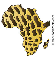 African Continent.