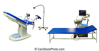 Ultrasound and gynecological diagno - Medical equipment for...