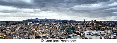 Panorama Edinburgh