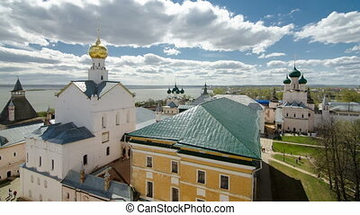 The Church of Resurrection and other churches in Rostov...