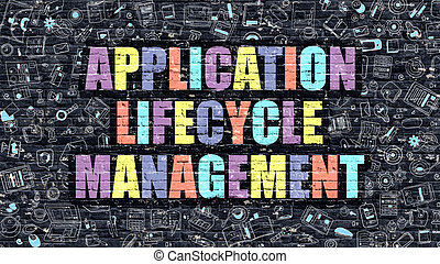 Multicolor Application Lifecycle Management on Dark...