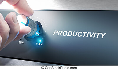 Productivity Management and Improvement - Hand turning a...