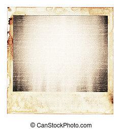 photo background - instant photo frame