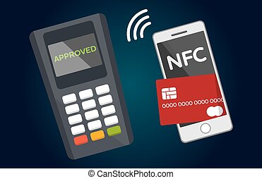 Mobile paying with NFC technology - Mobile payments and near...