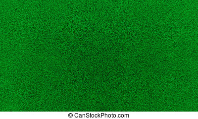 artificial grass or Astro Turf - green synthetic grass