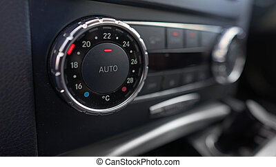 Details of car climate control