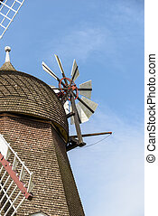 Wind Mill in Denmark