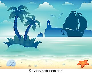 Beach topic