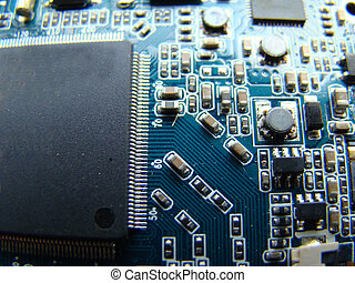 microelectronics - microelectronic components in the form of...