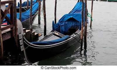 Gondola detail - prow