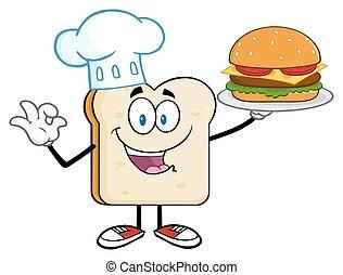 Happy Chef Bread Slice