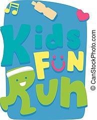 Kids Fun Run