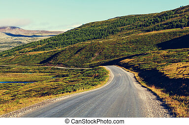 Northern Norway - Picturesque landscapes of Northern Norway
