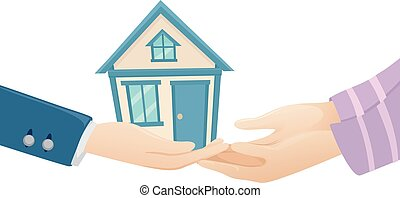 Hands House Transfer