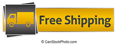 Free Shipping With Van Yellow