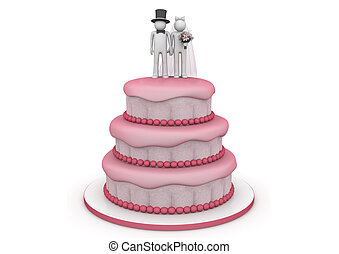 Lifestyle collection - Wedding cake