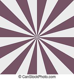 Sun Burst Background - Sun burst background in violet color....