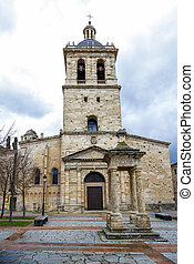 Cathedral of Ciudad Rodrigo, Spain - Cathedral of Santa...