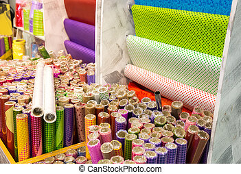 Packing paper for flowers - Different packing paper for...