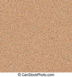Sand background. Vector illustration