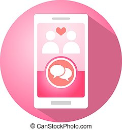 love mobile chat